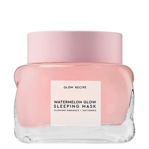 5/$25 NWT GLOW RECIPE WATERMELON GLOW SLEEPING M…